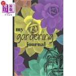 【中商海外直订】My Gardening Journal