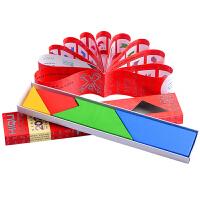 T字之谜四巧板玩具学生儿童智力拼图男孩女孩游戏