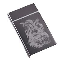 102MM女士细烟爱喜煊赫门心悦适用烟盒滑盖自动礼盒刻字*惊喜的创意礼物节日礼品新年礼物