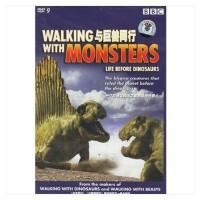 原装正版 BBC经典纪录片 与巨兽同行(BBC动物珍藏系列)(DVD9) 光盘