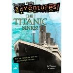 【中商原版】事实大发现 泰坦尼克号沉没 英文原版 The Titanic Sinks 儿童百科 6-12岁