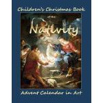 【预订】Children's Christmas Book of the Nativity: Childrens Ch