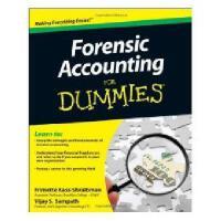 【预订】Forensic Accounting For Dummies
