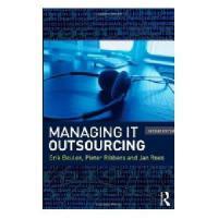 【预订】Managing It Outsourcing, Second Edition
