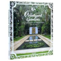 COURTYARD GARDENS 庭院花园设计 花卉植物 住宅园林景观设计书籍 超大视图