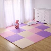 爬行垫家用拼图地板厚2.5 泡沫地垫儿童卧室爬爬垫60拼接