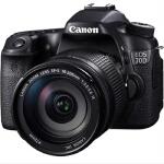 Canon/佳能 EOS 70D套机(18-200mm) 佳能70d 18-200套机 正品行货
