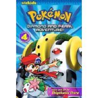 【预订】Pokemon Diamond and Pearl Adventure!, Volume 4