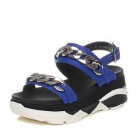 Tata/他她夏季专柜同款时尚休闲女凉鞋2PJ06BL6