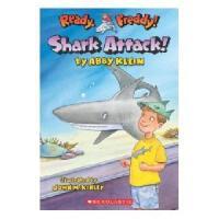 Ready, Freddy! #24: Shark Attack!