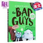 【中商原版】坏小子7你觉得那是恐龙吗? 英文原版 Bad Guys #7 Do You Think He Saurus