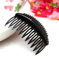 韩国新款公主头发梳盘发撑蓬发刘海夹发夹头发蓬松增高器发垫