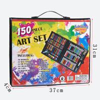 儿童水彩笔套装小学生无毒幼儿园美术绘画画笔可水洗彩绘铅笔蜡笔