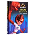【中商原版】超人总动员2 弹力女超人前传 英文原版 Incredibles 2 A Real Stretch 精装 6