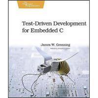 【预订】Test-Driven Development for Embedded C