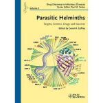 【预订】Parasitic Helminths: Targets, Screens, Drugs and