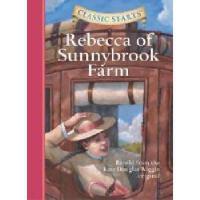 英文经典儿童文学 Rebecca of Sunnybrook Farm 《太阳溪农场的吕蓓卡》精装