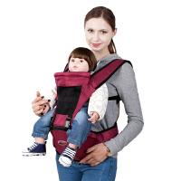 抱娃透气四季通用坐凳婴儿背带前抱式宝宝腰凳