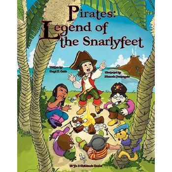 【预订】Pirates: Legend of the Snarlyfeet 预订商品,需要1-3个月发货,非质量问题不接受退换货。