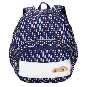 [3件3折 3折价:29.7]卡拉羊儿童书包幼儿园女3-6岁幼儿小书包宝宝背包1-3岁减负双肩包C6001