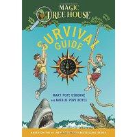 英文原版Magic Tree House Survival Guide,神奇树屋小百科系列:神奇树屋生存指南,ISBN