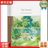 The Sons 莎士比亚十四行诗(全英文原版,精装珍藏本) 果麦文化 出品;WILLIAM SHAKESPEARE