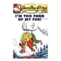 英文原版 老鼠记者4:我漂亮的皮毛 Geronimo Stilton #04