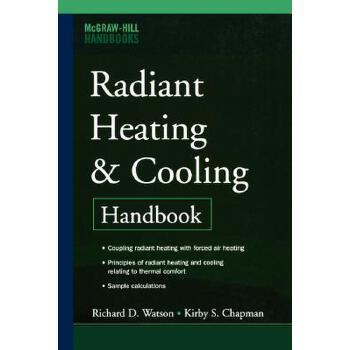 【预订】Radiant Heating and Cooling Handbook 预订商品,需要1-3个月发货,非质量问题不接受退换货。