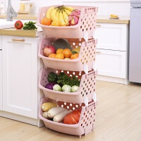 家用厨房用品用具小百货厨房小工具蔬菜收纳架创意厨具置物架实用