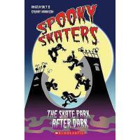 ELT Readers:Starter Level: Spooky Skaters (book+CD)