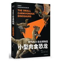 恐龙博物馆:小型肉食恐龙(公认中国恐龙复原第一人赵闯十年大成之作,全世界自然博物馆都在收藏他的恐龙,一本书把博物馆搬回