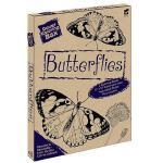 【预订】Dover Coloring Box -- Butterflies