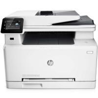 惠普/HP LaserJet Pro MFP M277dw 彩色黑白激光多功能一体机办公家庭打印复印扫描传真