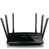 TP-LINK TL-WDR7500全千兆无线路由器家用wifi穿墙王智能双频5G六天线光纤宽带信号放大器AC1750M