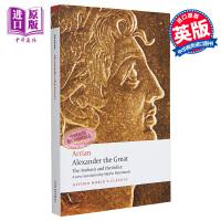 【中商原版】阿里安:亚历山大远征记 牛津世界经典系列 英文原版 Alexander the Great: The An