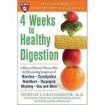 【预订】4 Weeks to Healthy Digestion: A Harvard Doctor's