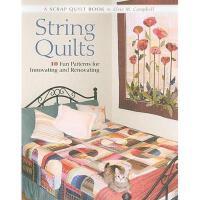 【预订】String Quilts: 10 Fun Pattersn for Innovating and
