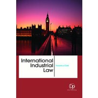英文原版International Industrial Law国际工业法