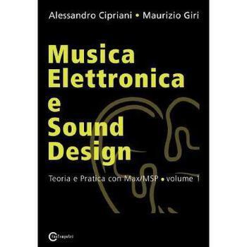 【预订】Musica Elettronica E Sound Design - Teoria E Pratica 美国库房发货,通常付款后3-5周到货!