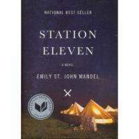 【全新直发】Station Eleven Emily St John Mandel 9780385353304 Kno