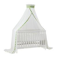 BB儿童通用床婴儿蚊帐罩带支架落地式无底可折叠宝宝
