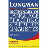 【预订】Longman Dictionary of Language Teaching and Applied