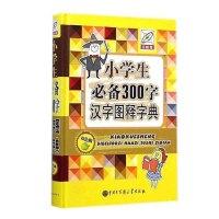 包邮 小学生 300字汉字图释字典 双色版 一二三四五六年级 小学生学习辅导多功能 学生字典词典 工