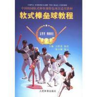软式棒垒球教程 王祥茂 徐佶 陈小敏 陈文 人民体育出版社