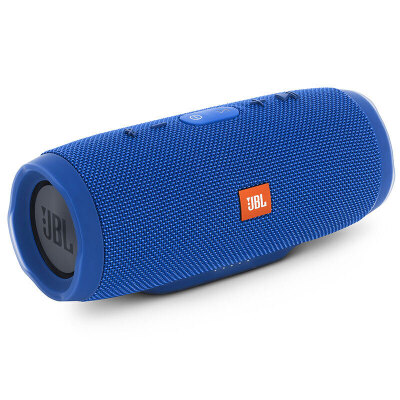 JBL Charge3 音乐冲击波3 深湖蓝 便携迷你音响 蓝牙小音箱 音响 低音炮用礼品卡购买JBL音响,上当当自营,防水设计!