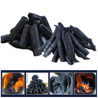 烧烤炭机制炭果木炭原木炭枣木碳无烟户外炭竹炭木炭易燃炭烧烤碳