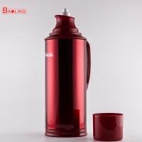 结婚暖壶宝菱热水瓶家用暖壶暖瓶 红色大容量保温水壶结婚保温瓶2升保温壶 2L红色