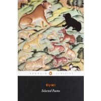 英文原版Rumi: Selected Poems 鲁米:诗选