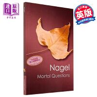 【中商原版】人的问题(剑桥经典系列) 英文原版 Mortal Questions Thomas Nagel