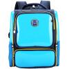 卡拉羊小学生书包防泼水双肩包减负护脊1-3-4-6年级男女学生时尚书包CX2632